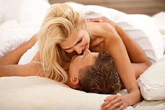 SEX ER BRA FOR DEG: Fem gode grunner til at du og partneren din bør hoppe til køys i kveld...? ILLUSTRASJONSFOTO: Colourbox