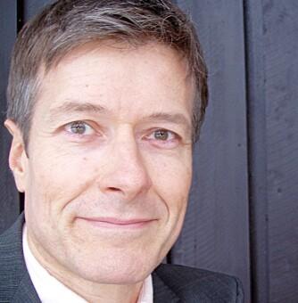 COACH-EKTEPAR: Jeroen Schüssel og kona Ann Elin ønsker å nå ut til flere med den nye mobiltjenesten.