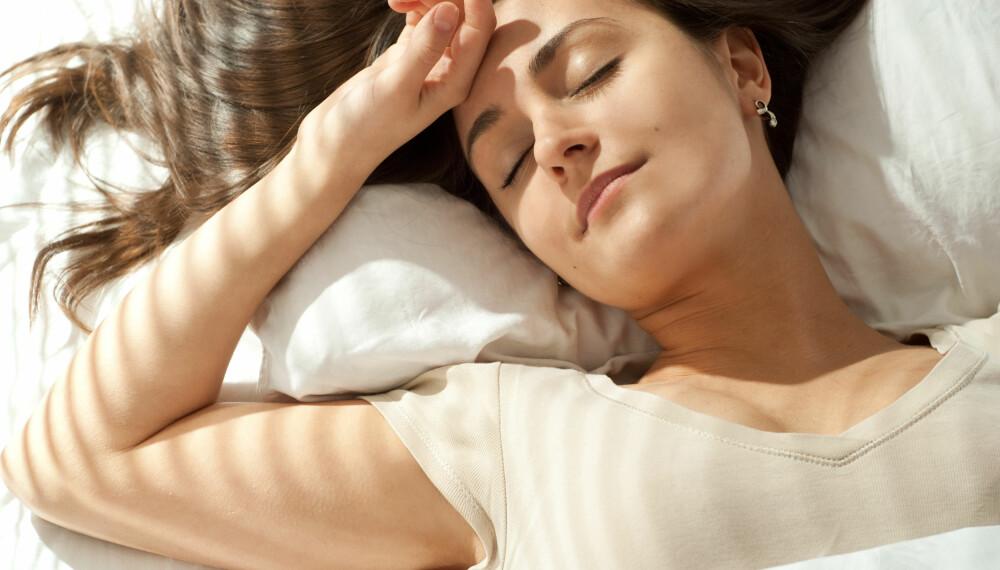 MER LYS, BEDRE SØVN: Dagslys kan være den viktigste faktoren som holder døgnrytmen på plass. ILLUSTRASJONSFOTO: Colourbox