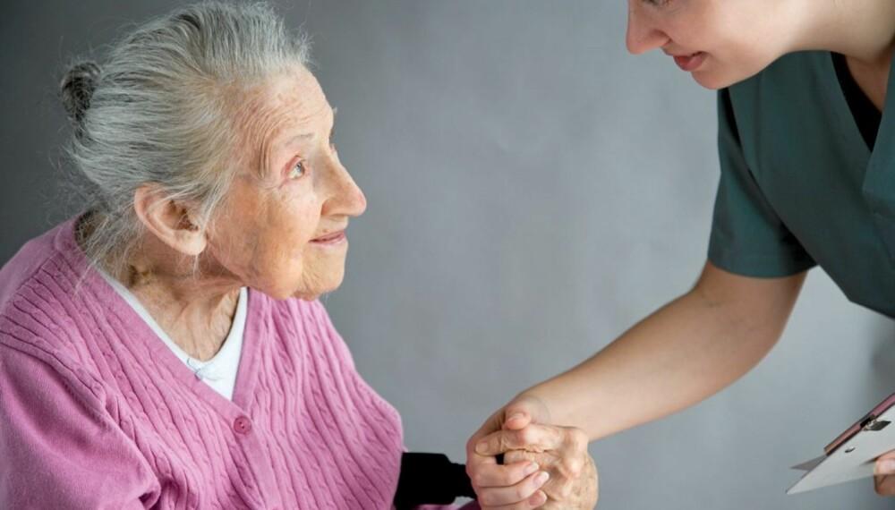HJELP TIL SELVHJELP: Snillhet betyr ikke bare god samvittighet, men kan også bety at du får fremgang i livet.