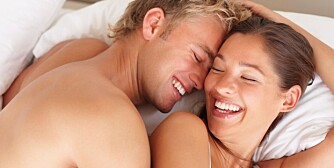SENSUALITETSTRENING: Treningen er en god metode for å avlære den kjappe sexen, og lærer menn å nyte fremfor kjapt for å prestere og komme.