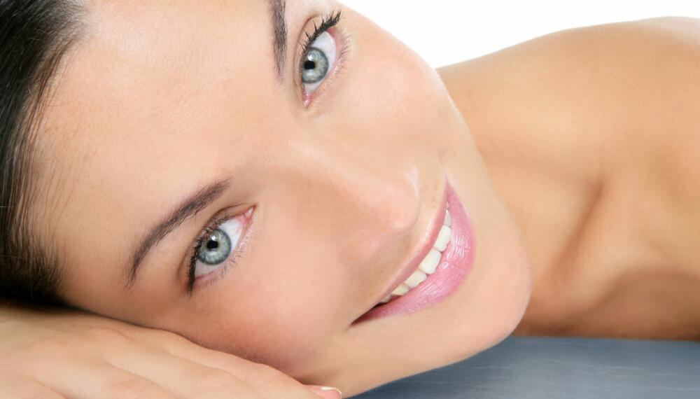 VAKKER HUD: Tipsene som redder deg fra uren hud.