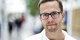 HUDLEGE: Jon Anders Halvorsen.