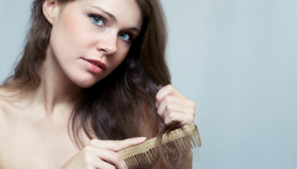 SAMMENSATT PROBLEM: Når det gjelder stressutløst hårtap, som er den kanskje vanligste varianten hårtap blant kvinner, er behandlingen å avvente spontan bedring og forsøke å identifisere og eliminere stressfaktoren.