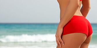 TRENING BETALER SEG: Noen knallharde øvelser skal være nok til å få rumpa stram og fin til sommerferien.