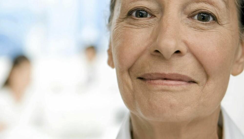 ANSIKTSRYNKER: Det er ikke bare rynkene i ansiktet ditt som avslører alderen din.