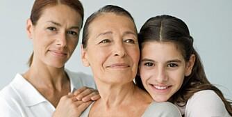 AVSTEMNING: Føler du deg yngre eller eldre enn alderen din skulle tilsi?