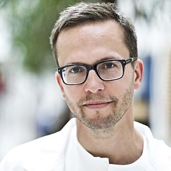 HUDLEGE: Jon Anders Halvorsen