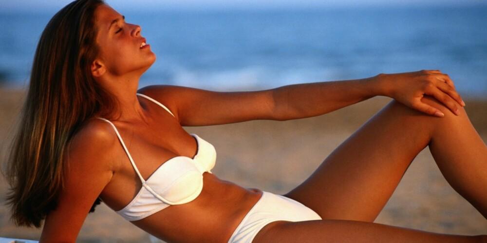 GLØD: Betakaroten omdannes til vitamin A inne i menneskekroppen. Vitamin A er viktig for en frisk hud og et godt syn. En bieffekt av betakaroten er en fin glød i huden.