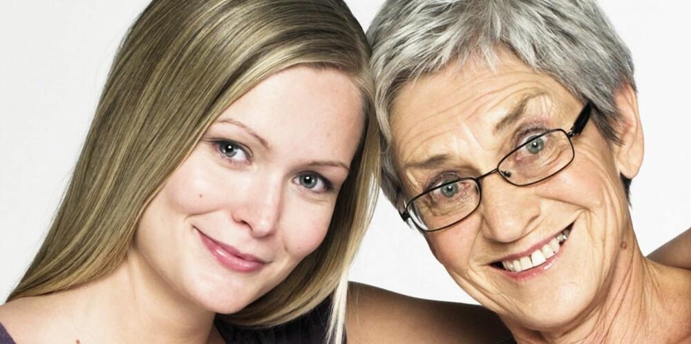 UNGDOMMELIG: Anti-aging er et moteuttrykk, men de eneste anti-aging tiltak som har dokumentert effekt, er fysisk aktivitet og kalorirestriksjon.