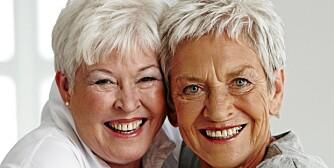LANGT LIV: Ser du ung ut, kan du regne med å leve lenger enn dine jevnaldrende - og kanskje lenger enn dem som er eldre enn deg.