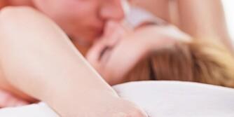 KNIPEØVELSER UNDER SAMLEIET: Kvinnen kan gjøre knipeøvelser både når hun onanerer og i samleiesituasjonen, forteller sexolog. ILLUSTRASJONSFOTO: Colourbox