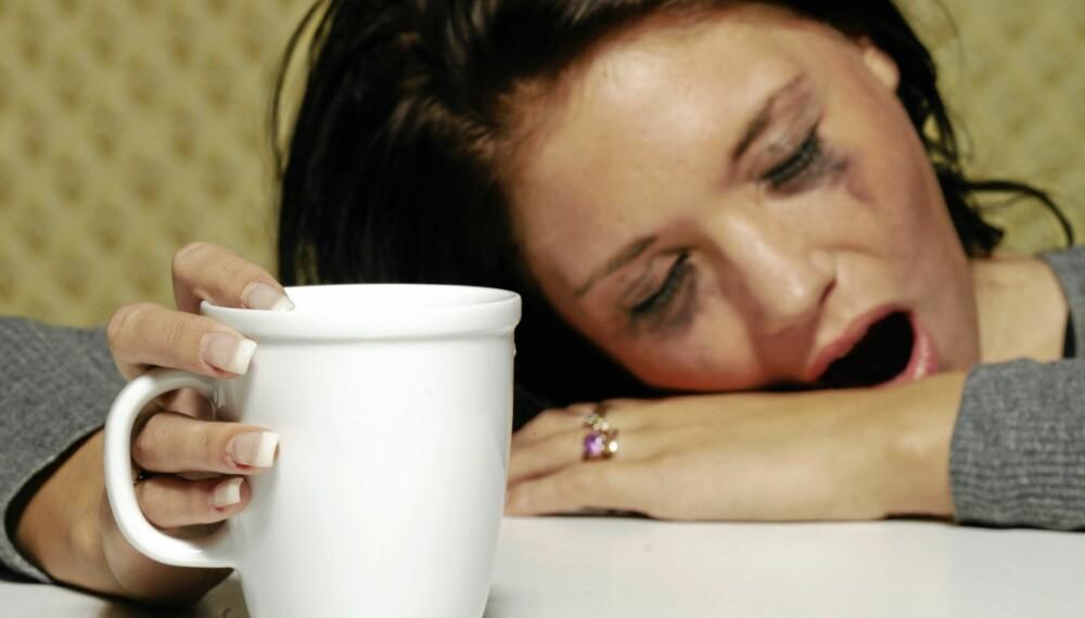 BYSSANLULL: Det er viktig å få nok dyp søvn i løpet av natten. Det er denne som gjør at du føler deg opplagt.