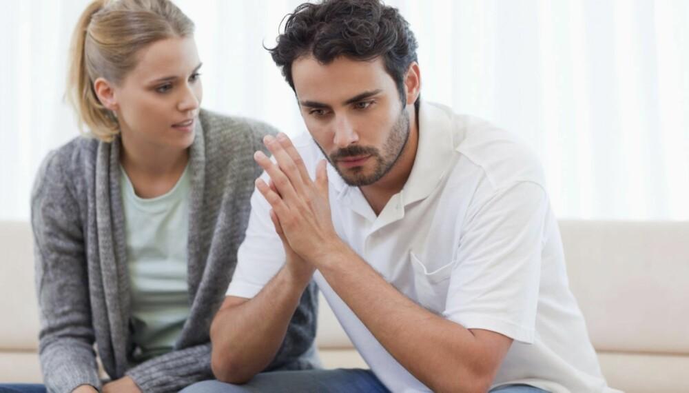 ATFERDSMØNSTRE: Grunnen til at det er så viktig å være forsiktig med kritikk og angrep i et parforhold, er fordi vi kan aktivere fryktsystemet hos partneren uten å ville det.