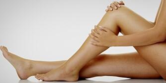 BLODPROPP: Noen får et varig hovent ben etter en blodpropp. Dette kan selvsagt redusere livskvaliteten noe. Ellers lever de fleste et helt vanlig liv