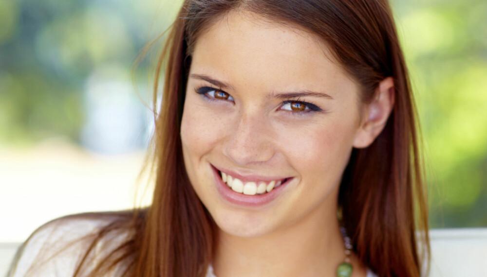 SMILETRIKSET: Er vi i godt humør møter vi hyggelige mennesker, og er vi i dårlig humør møter vi duster.