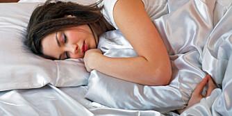 SØVN: Hjernen vaskes for avfallsstoffer mens vi sover, viser ny forskning.