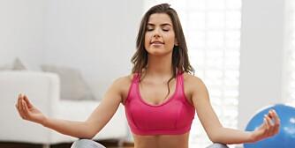 STRESSHODEPINE: Det er fysisk umulig å stresse samtidig som du puster dypt og rolig. Det er naturlig å tro at riktig pusteteknikk kan forebygge sykdom, når vi vet at en stor andel av lidelser i dag er stressrelatert.