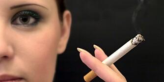 SUG: Suget etter røyk varer ikke mange minuttene av gangen, men kan være årsaken til at du sprekker. Derfor bør du ha en plan for hva du skal gjøre når det melder seg.