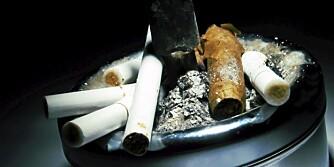 RØYKESLUTT: Helsemyndigheter verden over vil røyking til livs. Se de skremmende kampanjene.
