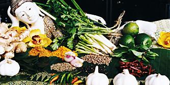 KRYDDER: Er du flink til å bruke diverse krydder på maten kan det være med på å styrke immunforsvaret ditt.