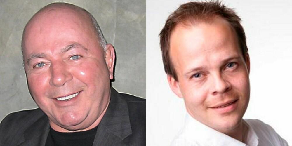 EKSPERTENE: Psykiater Gunnar Cramer (t.v.) og psykolog Steinar Ulvestad.
