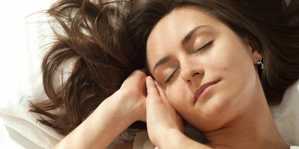 VIKTIG SØVN: Det er viktig å få nok søvn. En rekke helseproblemer kan kobles direkte til mangel på søvn.