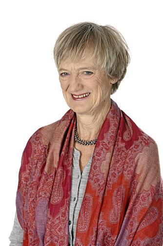 LEGEN HAR RÅD: Lege Ragnhild Halvorsen mener det er nok å skifte sengetøy en gang i uka, eller en gang annenhver uke.