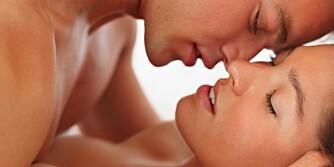 ORGASME: 90 prosent av de som får orgasme oppgir at de oftest får den ved utvendig klitorisstimulering.