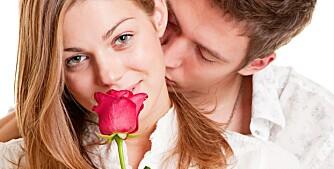 POSITIV KJÆRLIGHET: Det er helt grunnleggende for godt samliv å tenke og være positiv overfor sin partner.