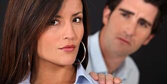 KONFLIKT: Fastlåste konflikter handler som regel om ens innerste verdier og mest sårbare erfaringer og følelser.