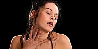 ORGASMISK: For lave eller for høye histaminnivåer i blodet kobles til orgasmen man får, eller ikke får.