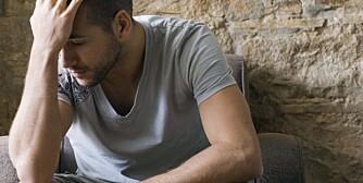 PARTNERVOLD: Selv om partnervold mot menn ikke like ofte dreier seg om alvorlige fysiske skader, bør den ikke bagatelliseres.