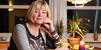 GROV: Anne Sønstebø ble utsatt for grov vold av samboeren. Nå har hun skrevet to bøker om det.