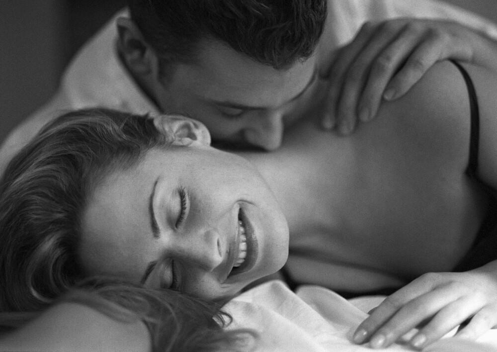 BEDRE SEX: Målet med sensualitetstrening er at det seksuelle samlivet etter hvert gjenopptas, på en ny og bedre måte.