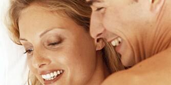 JEG VIL HA SEX, VIL DU?: Stikkordet er invitasjon, ikke press. ILLUSTRASJONSFOTO: Colourbox