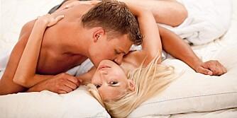 RØDMING UNDER SEX: Sexrødmen er det eneste kvinner ikke kan fake, ifølge gynekolog. ILLUSTRASJONSFOTO: Colourbox