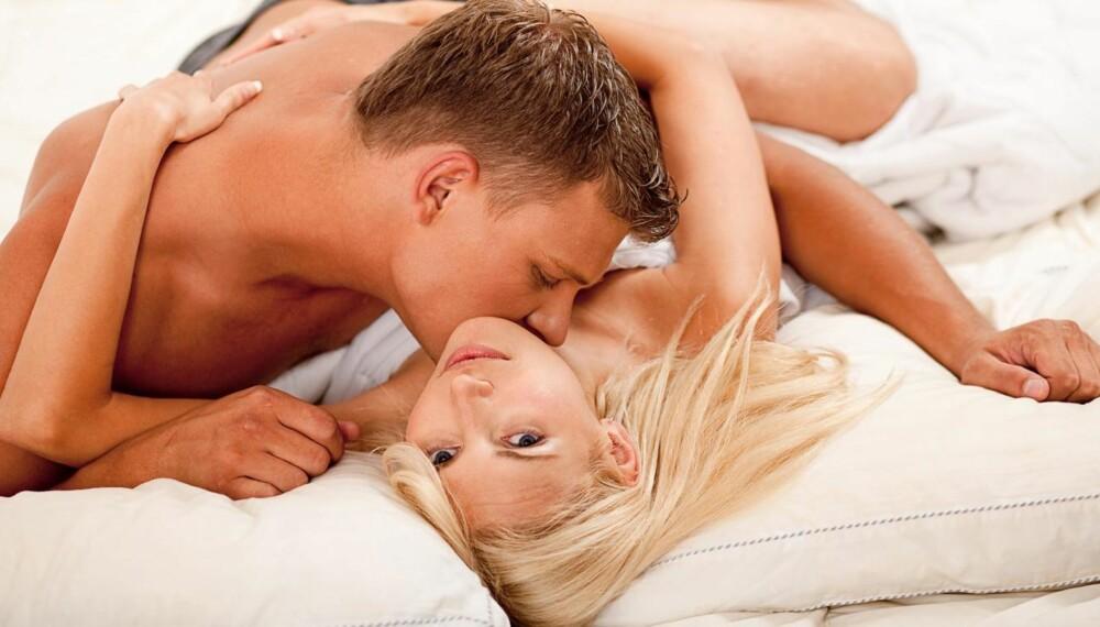 RØDMING UNDER SEX: Sexrødmen er det eneste kvinner ikke kan fake, ifølge gynekolog.