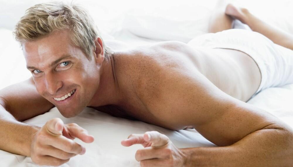 LURT KNEP: En penisring kan gi menn en visuelt sett større penis, for ikke å si en kraftigere ereksjon som får penis til å bli mer struttende.