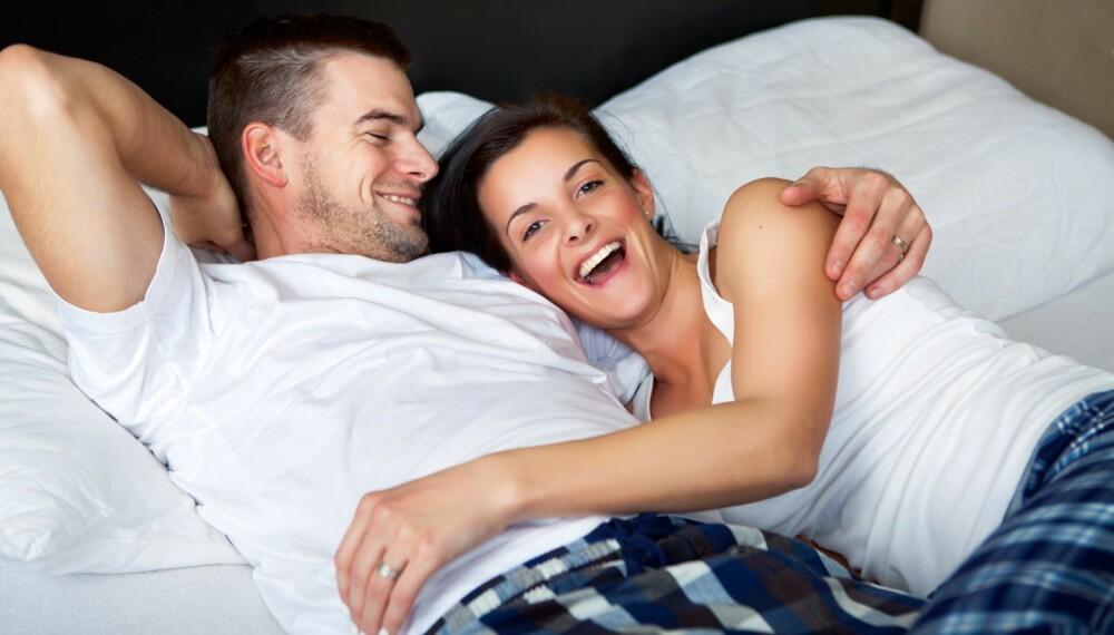 ORALSEX: Slikking kan varieres i det uendelige til glede for kvinnen, så hvorfor ikke plukke med seg litt ny inspirasjon?
