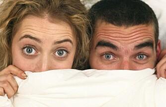 SEKSUELLE HEMNINGER: Vi gir deg ti tips for å bli kvitt dine seksuelle hemninger.