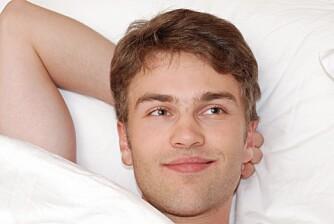 ORGASME: Kvinner som ønsker å gi mannen en mer intens orgasme bør prøve å gi ham en bekkenbunnsmassasje når han nærmer seg orgasmen.