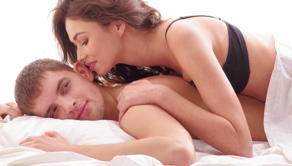 GRISEPRAT: Skittensnakk, eller snaskesnakk, kan gi sexlivet en dytt, fastslår psykologer.
