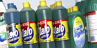 GLIDEMIDDEL: - Noe av det mest bisarre jeg har hørt om, er kunder som har brukt Zalo som glidemiddel, sier Kjersti Antonsen.