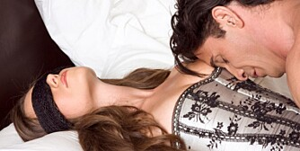 Young Man, blindfolded dead woman