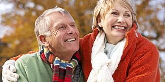 PROMILLE: 1 av 1000 gifte over 70 år skiller seg hvert år, mens tallet for andre aldersgrupper er 15-20 av 1000. Det viser tall fra SSB.no.