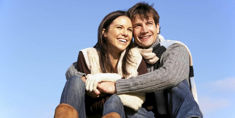 SPØKELSER: Har du vonde opplevelser du ikke har orket å konfrontere, vil det påvirke samlivet.