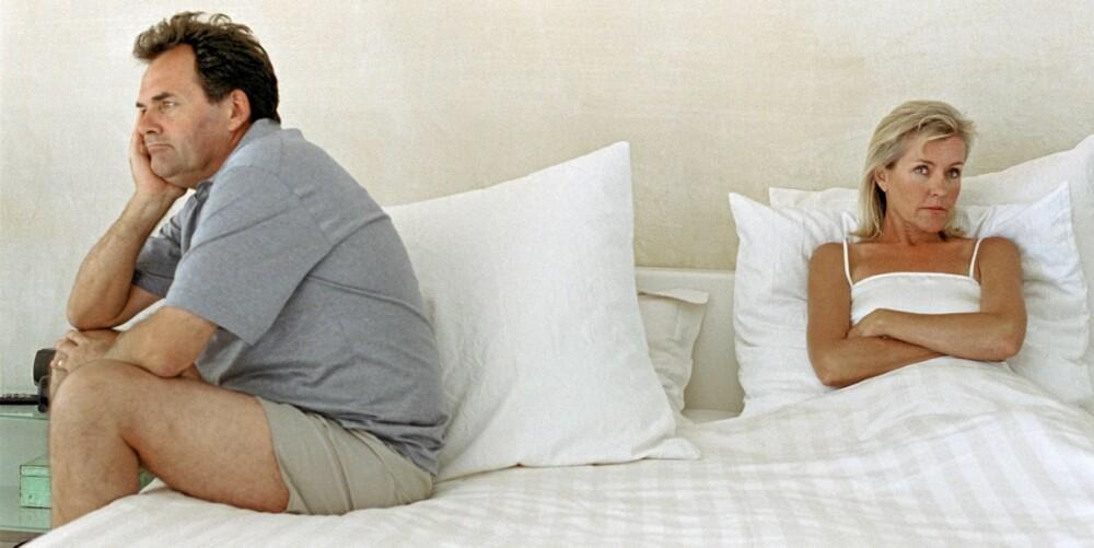 SLITER: Par som sliter kan få enda større problemer på ferie, fastslår Frode Thuen.