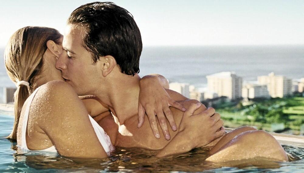 HARMONI: Hvem drømmer vel ikke om en romantisk ferie med kjæresten?