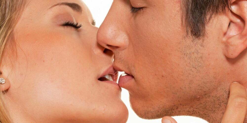 KYSSEFORSKNING: Et seks sekunders kyss hver dag er noe av det beste dere kan gjøre for kjærligheten, ifølge John Gottmans forskning.